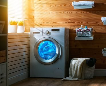 Average Water Consumption of a Washing Machine